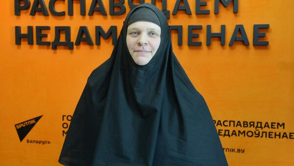 Інакіня Іаана: Вялікі пост трэніруе вашу духоўную мышцу - Sputnik Беларусь