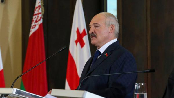 Визит Александра Лукашенко в Грузию - Sputnik Беларусь