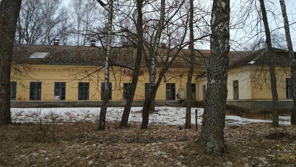 Воинская часть в Станьково - Sputnik Беларусь