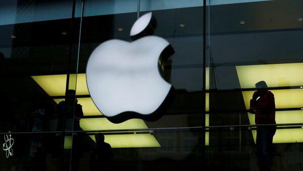 Крама Apple Store, архіўнае фота - Sputnik Беларусь