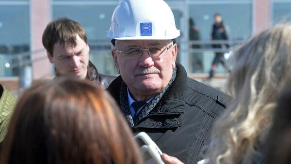 Заместитель министра энергетики Беларуси Михаил Михадюк - Sputnik Беларусь