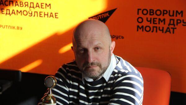 Уладальнік прэстыжнай прэміі World Press Photo 2016, фотарэпарцёр МІА Россия сегодня Уладзімір Песня - Sputnik Беларусь