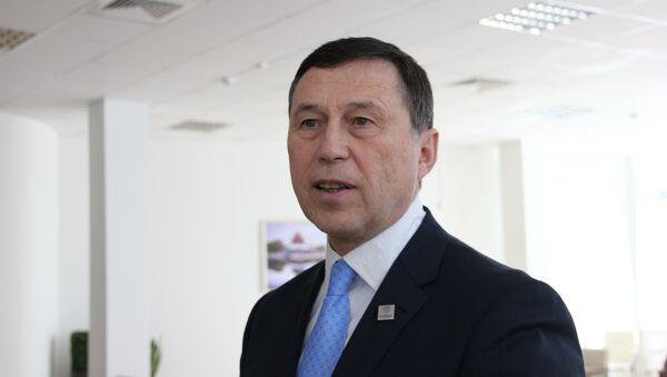 Генеральный секретарь НОК Беларуси Георгий Катулин - Sputnik Беларусь