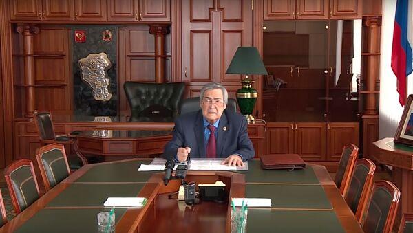 Видеофакт: Тулеев объяснил причины своей отставки - Sputnik Беларусь