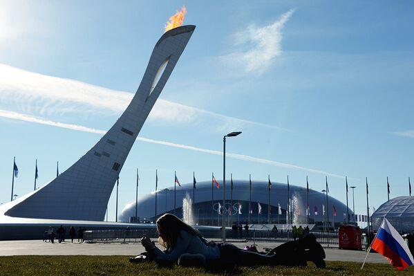 Олимпийский парк Сочи - Sputnik Беларусь