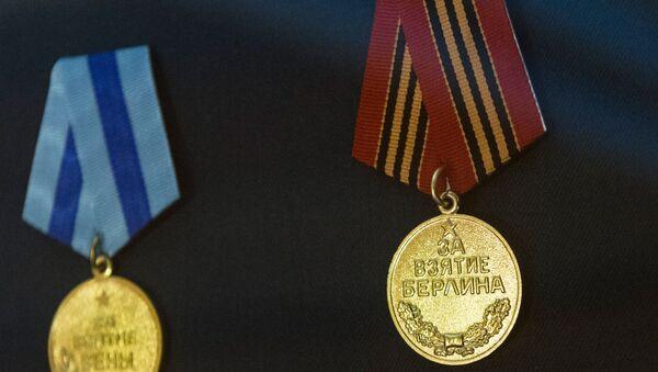 Медаль За взятие Берлина - Sputnik Беларусь