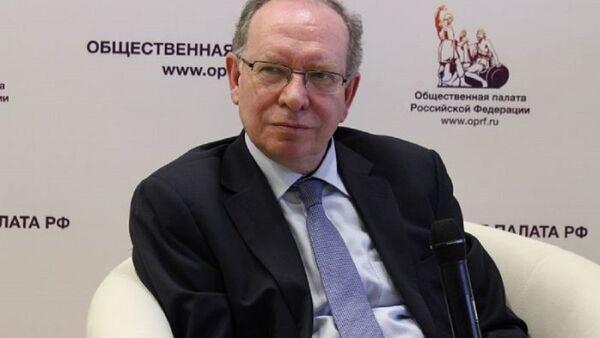 Президент Альянса клинических терапевтов и микробиологов Сергей Яковлев - Sputnik Беларусь
