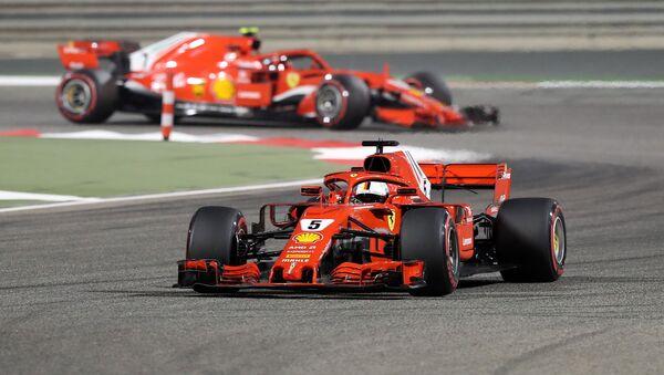 Гонки «Формулы-1» в Бахрейне - Sputnik Беларусь