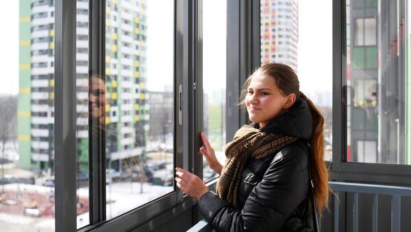 Некоторые хотели бы жить в высотке, но не выше 9-го этажа - Sputnik Беларусь