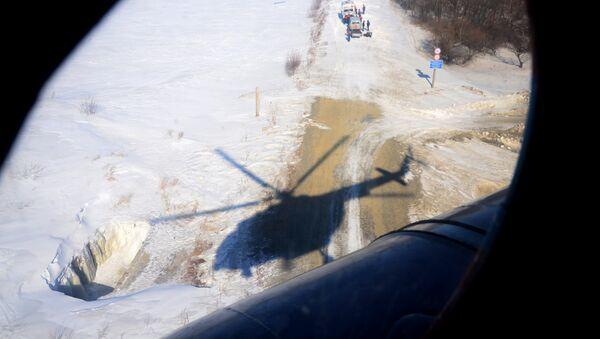 Вертолет Ми-8, архивное фото - Sputnik Беларусь