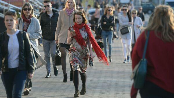 Прэзідэнт хоча, каб рост эканомікі беларусы адчувалі на сабе - Sputnik Беларусь