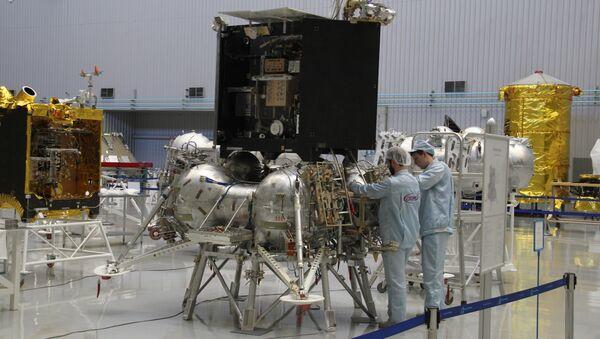 Трэба аслупаваць месца: канструктары пра новую місію Расіі на Месяцы - Sputnik Беларусь