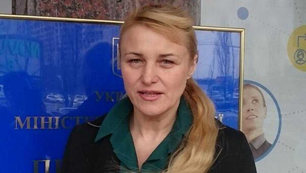 Украинский общественный деятель Наталья Миролюб - Sputnik Беларусь