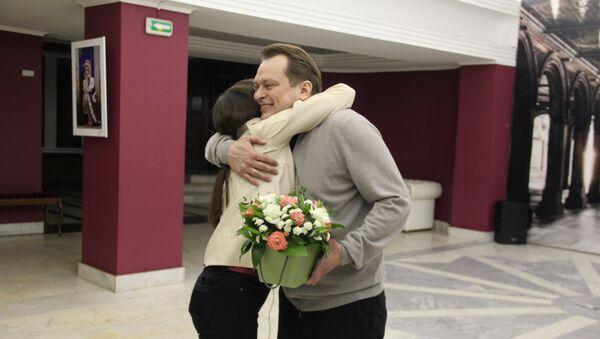 Анатоль Кот і Вера Ярошык - Sputnik Беларусь