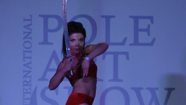 Танцавальныя спаборніцтвы Pole Art Show прайшлі ў Мінску - Sputnik Беларусь