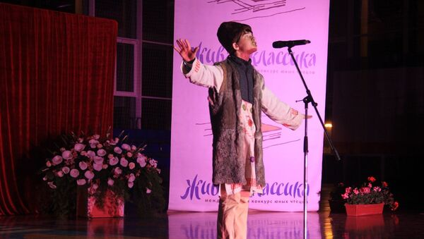 В конкурсе Живая классика с 2011 года почти 10 миллионов юных чтецов из разных стан посоревновались за победу - Sputnik Беларусь