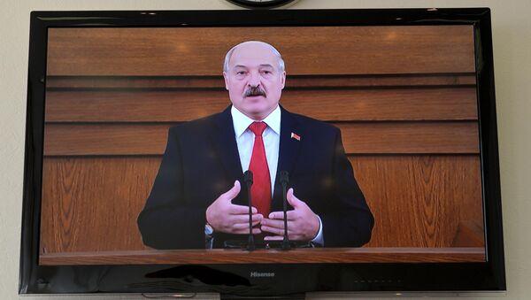 Пасланне Лукашэнкі парламенту і народу - 2018 - Sputnik Беларусь