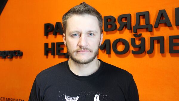 Музыка Алесь Лютыч - Sputnik Беларусь