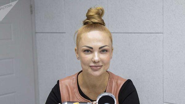 Психолог Алина Владова - Sputnik Беларусь