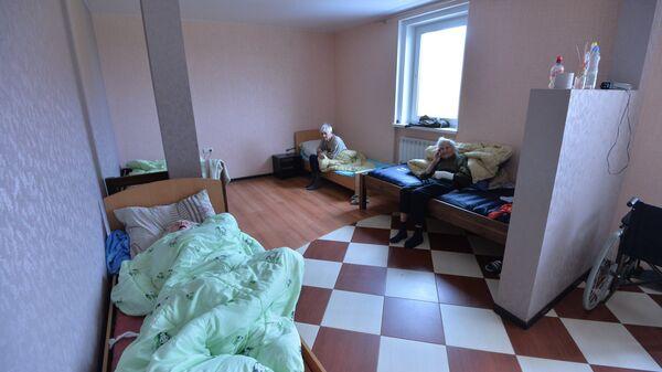 В частный дом престарелых берут и лежачих - здесь таких пятеро - Sputnik Беларусь