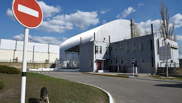 Чарнобыльская атамная электрастанцыя, архіўнае фота - Sputnik Беларусь