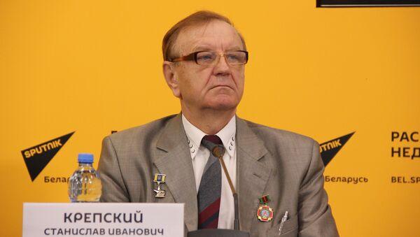 Заместитель руководителя ассоциации правоохранительных органов Щит Чернобыля Станислав Крепский  - Sputnik Беларусь