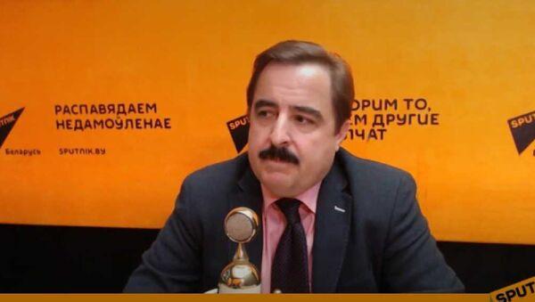 Сакалоў: пасланне Лукашэнкі, будучыня Арменіі і гадавіна Чарнобыля - Sputnik Беларусь