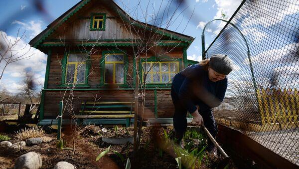 Открытие дачного сезона, архивное фото - Sputnik Беларусь