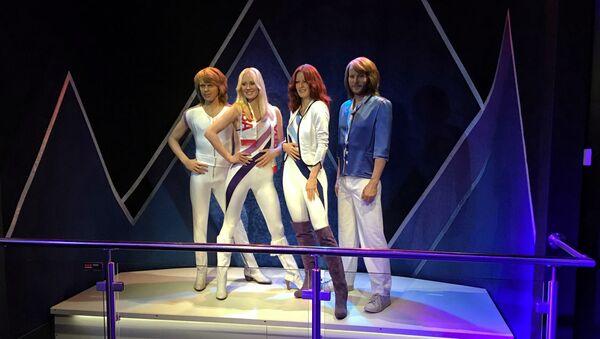 У музеі гурта ABBA - Sputnik Беларусь