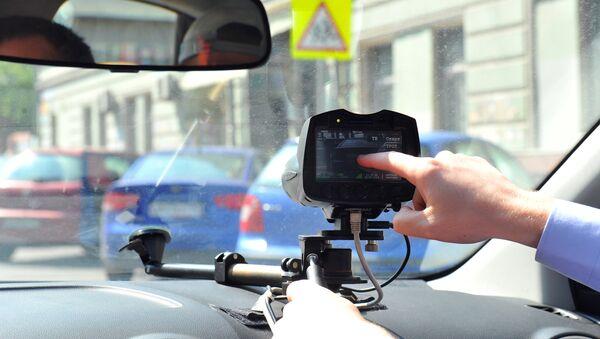 Мобильный комплекс фиксации нарушений правил парковки - Sputnik Беларусь