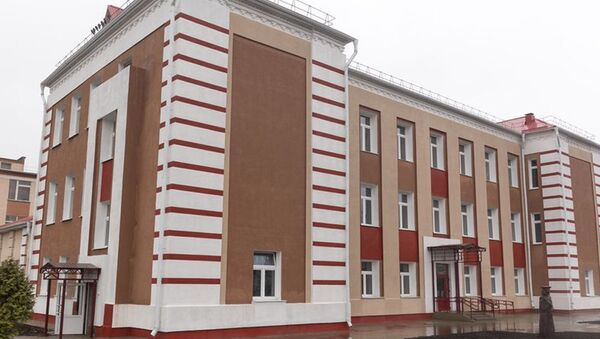 Школа в Житковичах - Sputnik Беларусь
