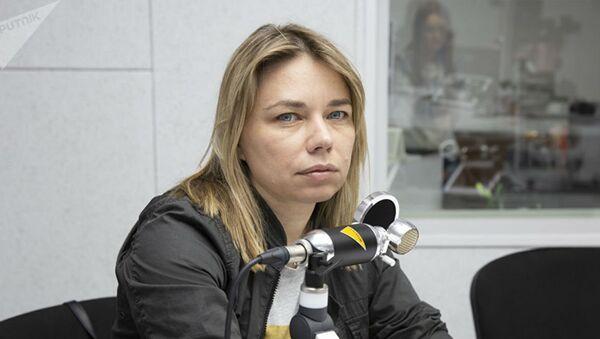 Стыліст Наталля Міцерава - Sputnik Беларусь