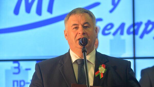 Министр информации Александр Карлюкевич, архивное фото - Sputnik Беларусь