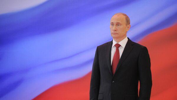 Цырымонія інаўгурацыі абранага прэзідэнта РФ У.Пуціна - Sputnik Беларусь
