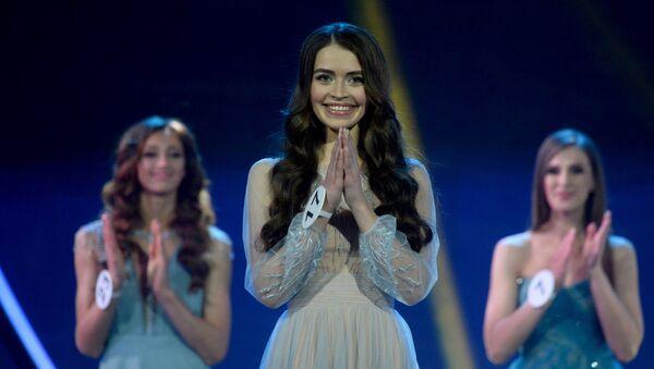Победительница конкурса Мария Василевич - Sputnik Беларусь
