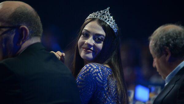 Мисс Беларусь 2016 Полина Бородачева - Sputnik Беларусь