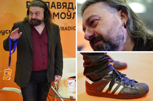 Александр Кривошеев, музыкант, шоумен, радиоведущий Sputnik - Sputnik Беларусь