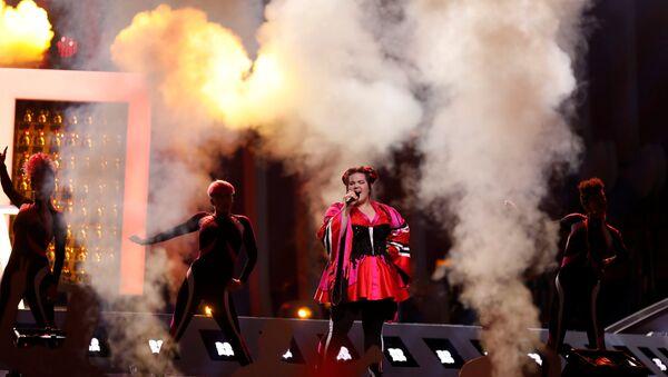 Представительница Израиля на Евровидениии-2018 Netta Barzilai - Sputnik Беларусь
