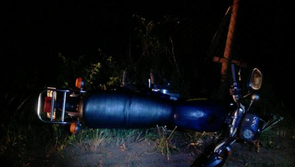 Бесправник врезался на мотоцикле в столб - Sputnik Беларусь