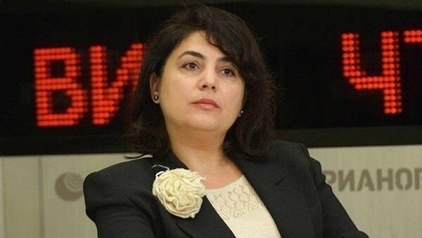 Руководитель отдела экономики Института стран СНГ Аза Мигранян  - Sputnik Беларусь