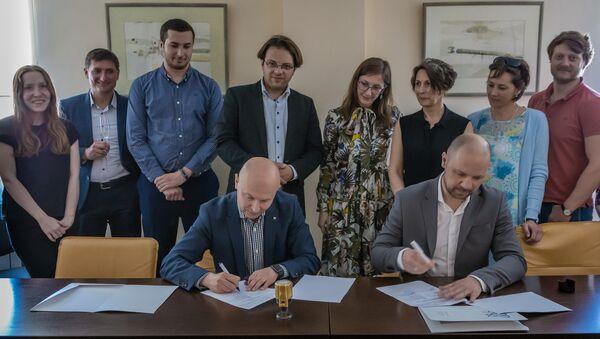 Фестиваль Юрия Башмета заключил партнерское соглашение с адвокатским бюро Беларуси - Sputnik Беларусь