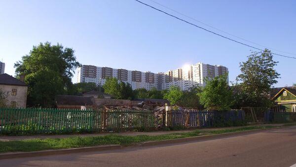 В Минске сносят Грушевку и выкорчевывают сады - Sputnik Беларусь
