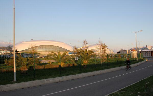 Стадион «Фишт» - Sputnik Беларусь