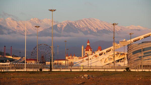 Горы на горизонте - Sputnik Беларусь