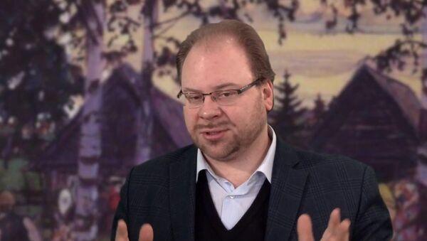 Неменский пра пратэсты ў Беларусі: без дыялога ўсё будзе дрэнна - Sputnik Беларусь