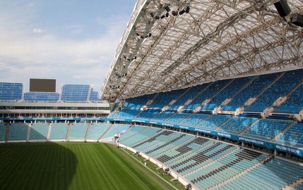 Стадион Фишт в Сочи - Sputnik Беларусь
