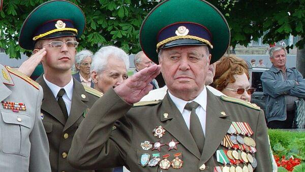 Полковник Василий Малиев, фото 2004 года - Sputnik Беларусь
