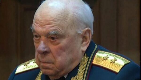 Былы Міністр унутраных спраў БССР Віктар Піскароў - Sputnik Беларусь