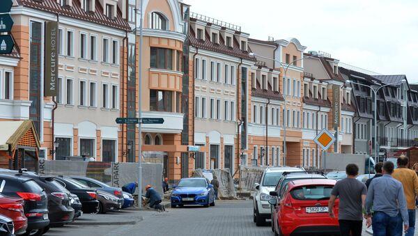 Улица Зыбицкая в Минске - Sputnik Беларусь