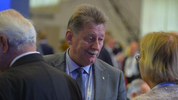 Посол Украины в Беларуси Игорь Кизим - Sputnik Беларусь